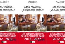 Les carnets secrets de Valérie Trieweiler