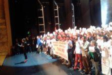 Les théâtres parisiens ont essuyé une grève massive le 1er octobre