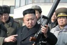 Kim Jong Un aussi nerveux que Joe Dalton