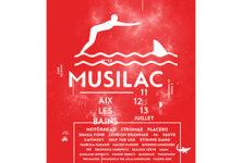 Gagnez 2 Pass pour MUSILAC à Aix-les-Bains le samedi 12 Juillet 2014