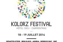 Gagnez 2×2 places pour le Kolorz Festival
