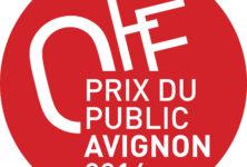 [Avignon OFF] Lancement des votes pour le prix du public