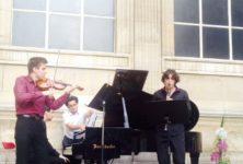 Raphaël Sévère, David Petrlik et Théo Fouchenneret offrent un voyange virtuose dans les couleurs du XXe siècle au Festival Européen Jeunes talents