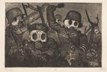 L'horreur de la guerre: les souvenirs plastiques d'Otto Dix