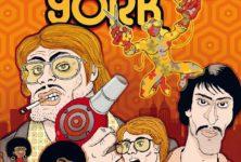 'New York 1979' par Pochep : psychédélismes d'une ère colorée finissante