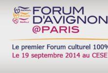 Un Forum d'Avignon Parisien précis et réfléchi sur les données personnelles