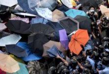 Les parapluies de Hong Kong : les manifestations continuent