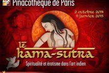 Bien plus que 64 positions dans le « Kama-Sutra » de la Pinacothèque
