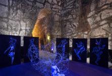 De l'art à 30 mètres en dessous du sol… L'expérience Pommery à Reims