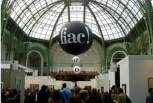 La FIAC 2014 : Paris célèbre l'art contemporain