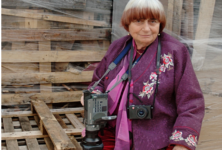 Agnès Varda honorée à l'European Film Academy