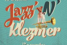 [Live report] Vincent Peirani et Emile Parisien au festival Jazz'N'Klezmer