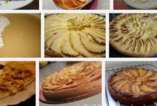[La recette de Claude] Pommes à la crème d'amandes