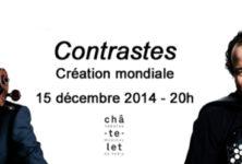 [Live-report] «Contrastes», épatante création de Richard Galliano au Châtelet