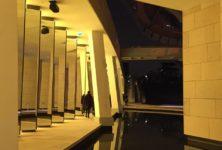 Le «Contact» en trompe l'œil majestueux d'Olafur Eliasson à la Fondation Louis Vuitton