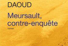 L'auteur de «Meursault contre-enquête» riposte à une fatwa