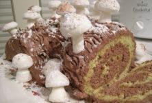 [La recette de Claude] Bûche de Noël aux marrons