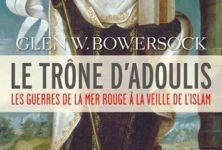«Le Trône D'Adoulis» de Glenn Bowersock
