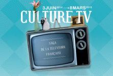 Culture TV. Saga de la télévision française au musée des arts et métiers à Paris