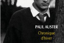 Sélection poches : Paul Auster dans tous ses états