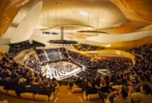 Inauguration de la philharmonie de Paris J-1