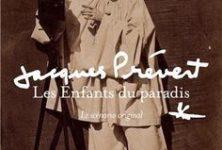 Nominations pour le 7ème Prix Jacques Prévert du scénario