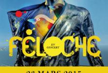 Gagnez vos places pour le concert de Féloche au Divan du Monde le 23 mars