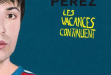 [Interview] Julien Perez : « Parler de sexualité, c'est important »