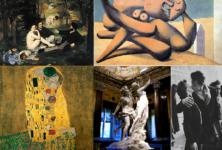 5 cartes postales «d'art» qui en disent long sur le désir
