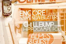 Gagnez 4×2 places pour la Converse Avant-Poste à l'Olympia le 9 mars (Naive New Beaters, Chill Bump, Alpes…)