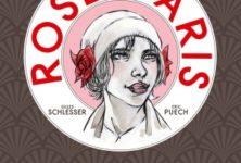 «Rose de Paris» une BD libre sur une jeune ouvrière sage et bohême de l'Entre-deux-Guerre