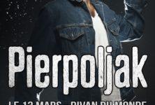 [Live Report] Pierpoljak défend son nouvel album General Indigo avec énergie et bonne humeur au Divan du Monde