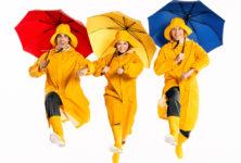 « Singin' in the Rain » au Châtelet : une mise en abyme très élégante