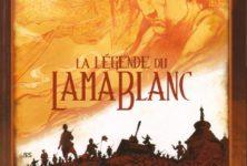 «La Légende du Lama Blanc» Tome 1 : la roue du temps