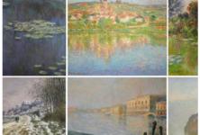 Claude Monet: six peintures inconnues aux enchères