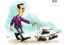 Six dessinateurs syriens qui se moquent d'Assad