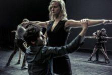 Tout était déjà dans What the body does not remember, la première pièce de Wim Vandekeybus