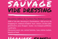 Gagnez des bons d'achats à dépenser lors du vide-dressing Violette Sauvage – Fashion Flea Market au Carreau du Temple le 2 mai