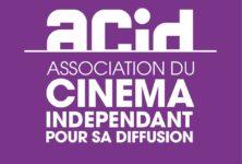 L'ACID dévoile sa programmation