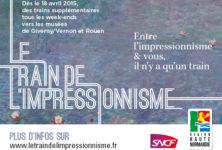 Le train des impressionnistes