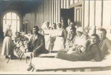 1915-1919 Un camp canadien au musée des Avelines de Saint-Cloud