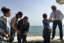 Cannes, jour 1 : Un film d'ouverture décevant, des interviews au pavillon ukrainien et les images fortes de Garrone