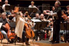 [Live Report] Alisa Weilerstein, Emmanuel Krivine et l'orchestre de Paris, sensibles et lumineux