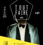 « Tout Faire » : prometteur Florian Pautasso