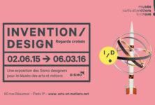 DDAYS : Ouverture de l'exposition Invention/Design au Musée des Arts et métiers