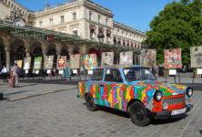 Exposition Art Liberté, du mur de Berlin au street art à Gare de l'Est