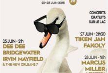 [Live Report] Barrière Enghien Jazz Festival, Tiken Jah Fakoly et Marcus Miller, chaleur du reggae et exaltation flamboyante du jazz fusion