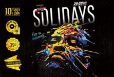 [Live report] Yelle, Benjamin Booker, Brodinski et Fakear au Solidays