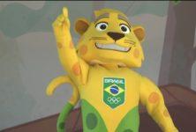 La mascotte du Brésil pour les JO 2016 dévoilée