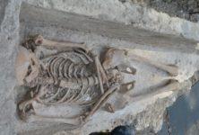 Des squelettes en plein Paris
